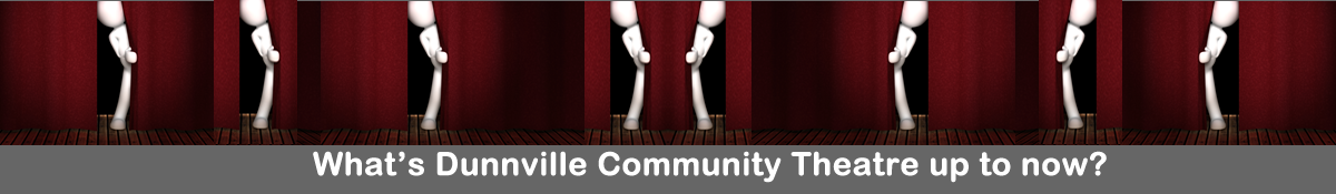 Welcome to Dunnville Community Theatre